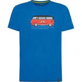 La Sportiva Van T-Shirt Heren, neptune
